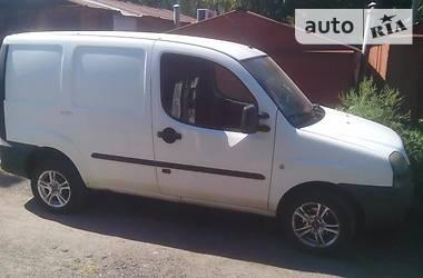 Fiat Doblo груз. 2004