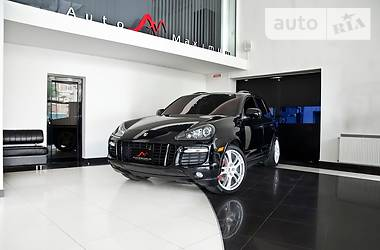 Porsche Cayenne GTS 2008