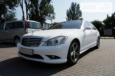 Mercedes-Benz S 500 LONG AMG 2006
