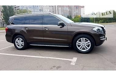 Mercedes-Benz GL 350 Premium 2014