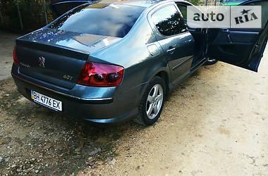 Peugeot 407 st 2006