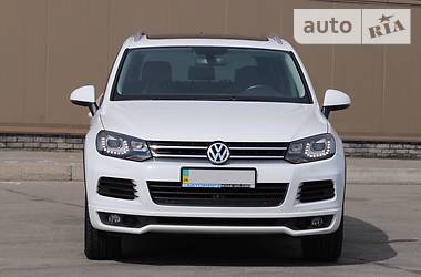 Volkswagen Touareg R-line 2012
