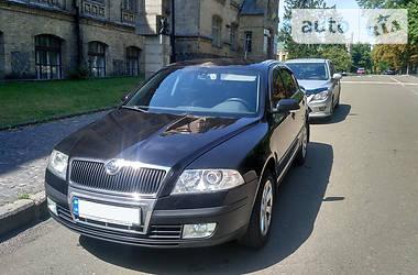Skoda Octavia A5 Elegans 2008