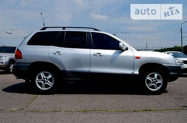 Hyundai Santa FE 2.4 2001