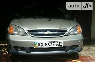 Chevrolet Evanda SX 2005