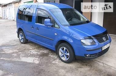 Volkswagen Caddy пасс. 2.0 SDI 2007