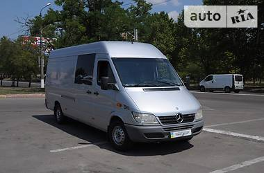 Mercedes-Benz Sprinter 316 пасс.   Long 2003