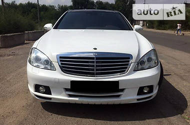 Mercedes-Benz S 500 5.5 LONG 2006