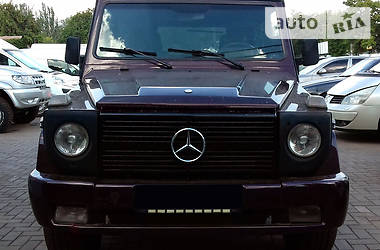 Mercedes-Benz G 300 GD 1989