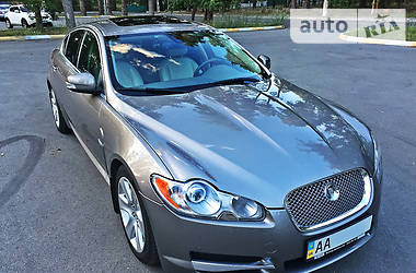 Jaguar XF 4.2 V8 Premium Lux 2008