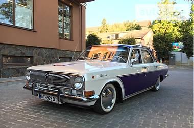 Ретро автомобили Классические ГАЗ 2401 1983