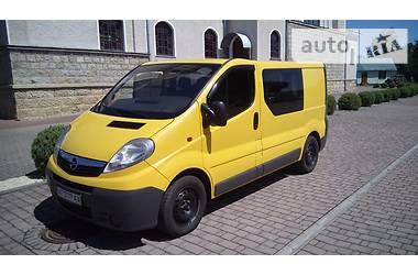 Opel Vivaro пасс. 2.0 2006