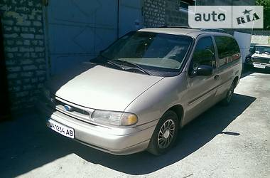 Ford Windstar gs 1998