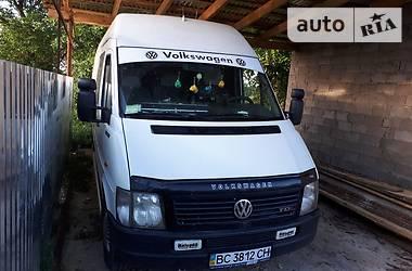 Volkswagen LT пасс. 2006