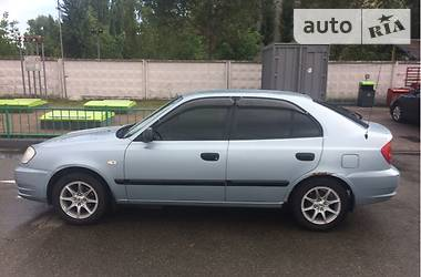 Hyundai Accent LUX 2005