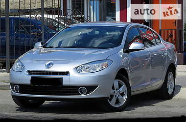 Renault Fluence 2.0i 2011