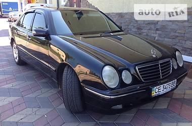 Mercedes-Benz E-Class w210 2000