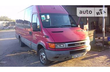 Iveco Daily пасс. 2002