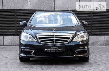 Mercedes-Benz S 500 LONG 4MATIC 2008