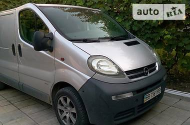 Opel Vivaro груз. 1.9 TD 2001