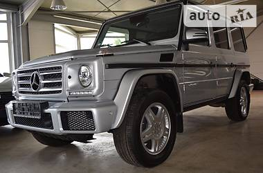Mercedes-Benz G 350 d Professional 2016