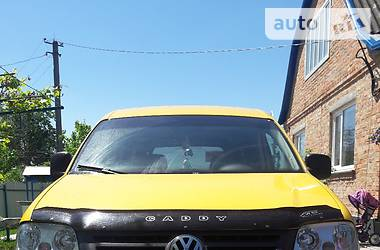 Volkswagen Caddy пасс. 2.0 SDI 2006
