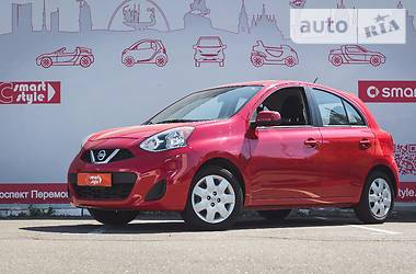 Nissan Micra Red Passion 2015