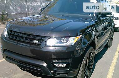 Land Rover Range Rover Sport SPT V6 2016