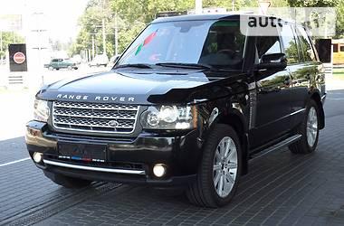 Land Rover Range Rover VOUGE FULL 2011