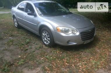Chrysler Sebring 2.0 lx 2003