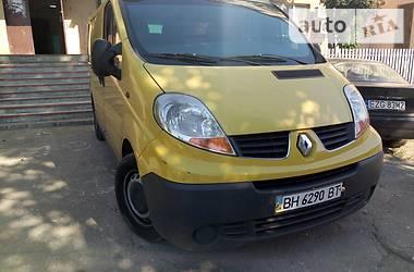 Renault Trafic груз. 2008