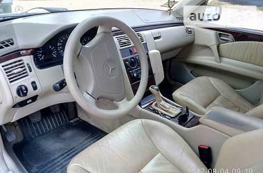 Mercedes-Benz E-Class Elegance E200 1998