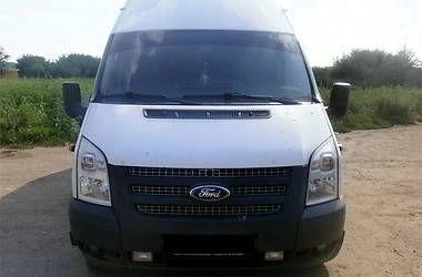 Ford Transit груз. 2.2 МТ 2013