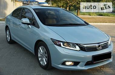 Honda Civic 1.8i 2012