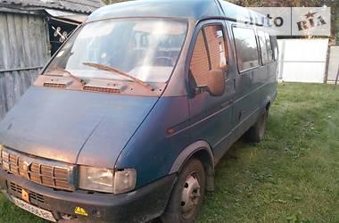 ГАЗ 3221 Газель 2001