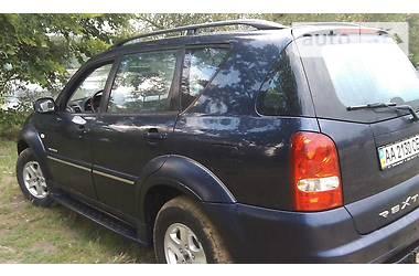 SsangYong Rexton II 2.7 2007
