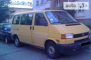 Volkswagen T4 (Transporter) пасс. 1998