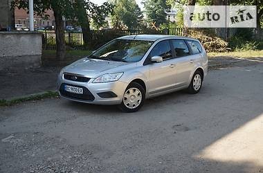 Ford Focus 1.6tdci a/c 66 kW 2010