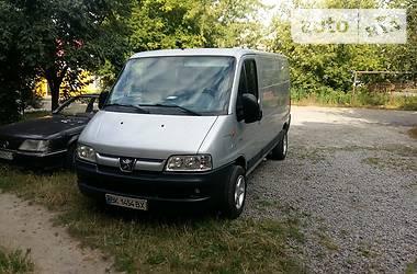 Peugeot Boxer груз. 2005