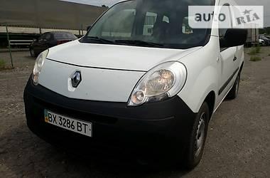 Renault Kangoo пасс. 2009
