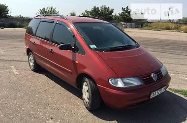 Volkswagen Sharan 2.0i 2001