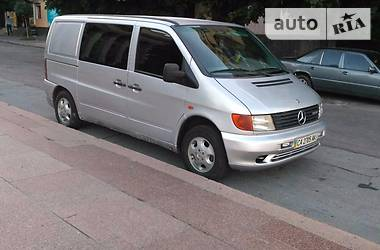 Mercedes-Benz Vito пасс. 1998