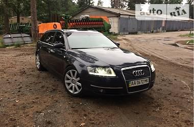 Audi A6 AVANT S-Line 2006
