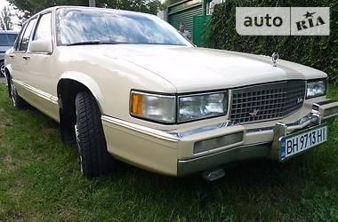 Cadillac DE Ville 1989