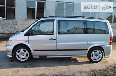 Mercedes-Benz Vito пасс. 112 2000