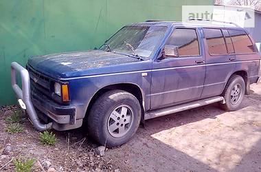 Chevrolet Blazer 3 0 1994