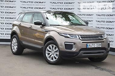 Land Rover Range Rover Evoque 2.2D 2016