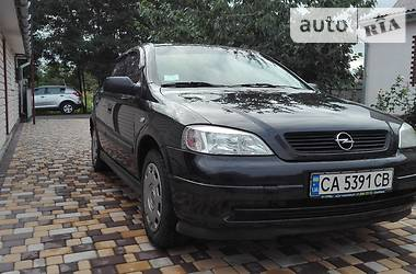 Opel Astra G 1.6 2007