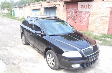 Skoda Octavia A5 Combi 2007