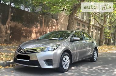 Toyota Corolla city 2014